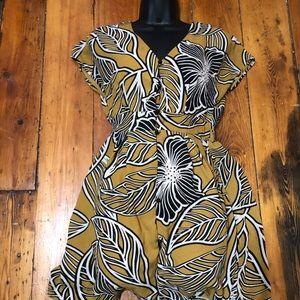 Sienna Sky Spring/Summer Dress Floral Print